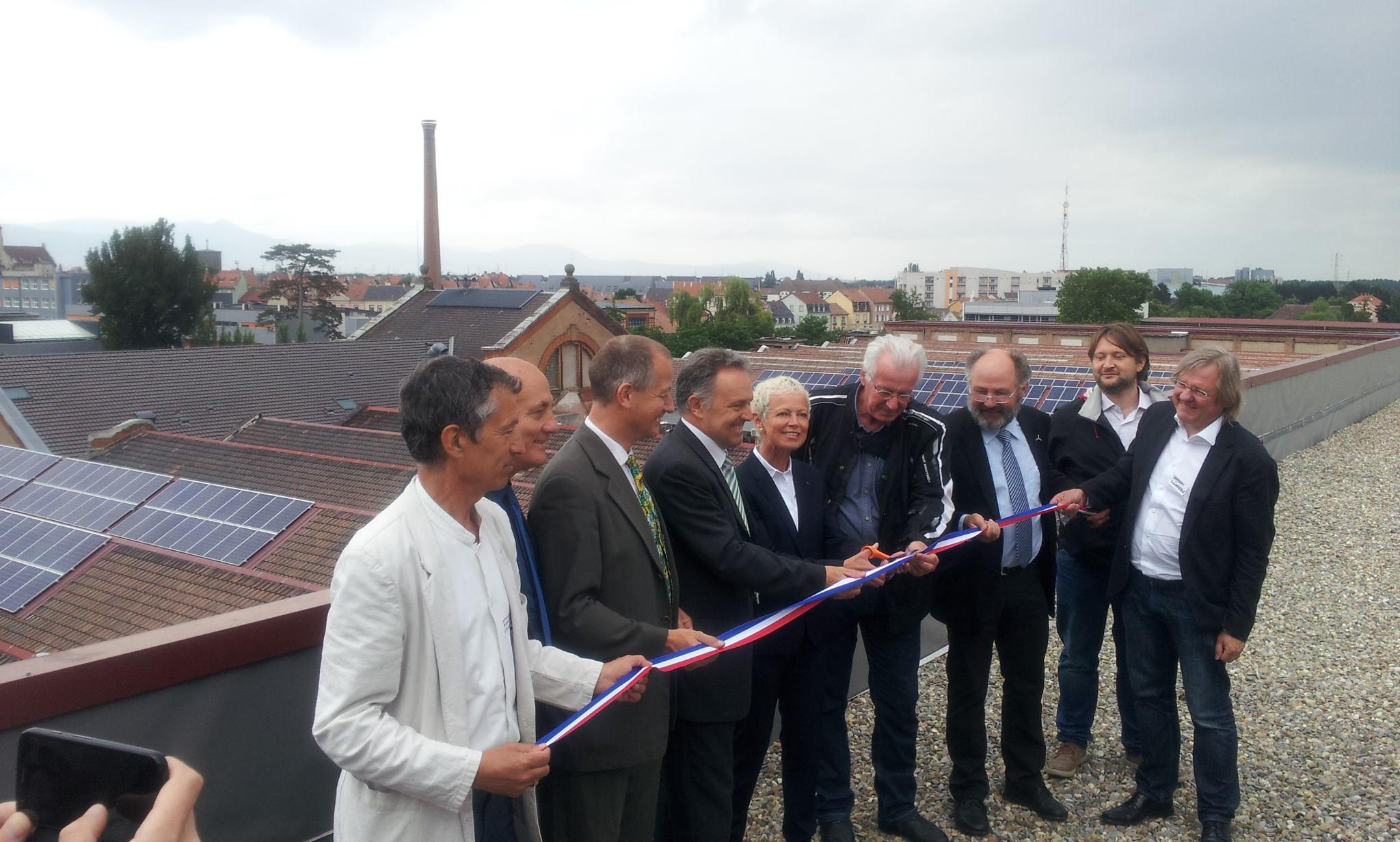 Visite sites EnR à Freiburg in Brisgau
