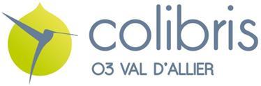 Logo Colibris Val d'Allier - Zero Waste -...
