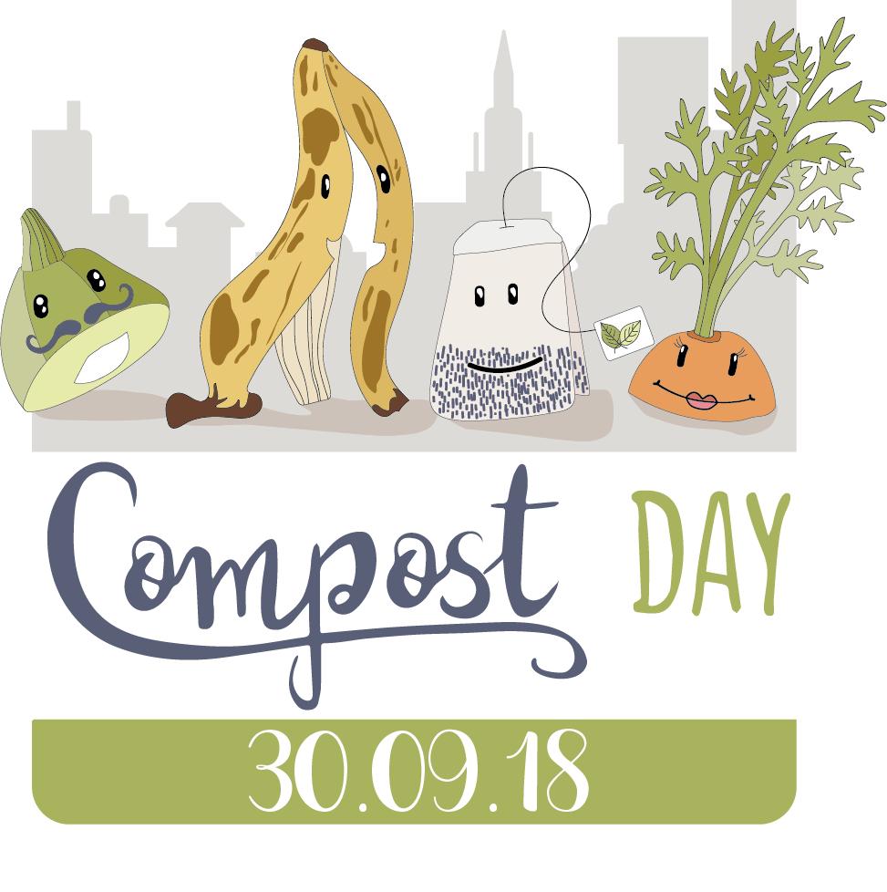 Compost Day @ Jardin des Délices