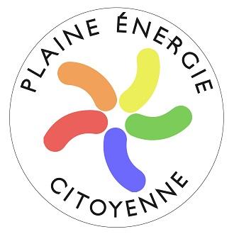 Logo Plaine Energie Citoyenne