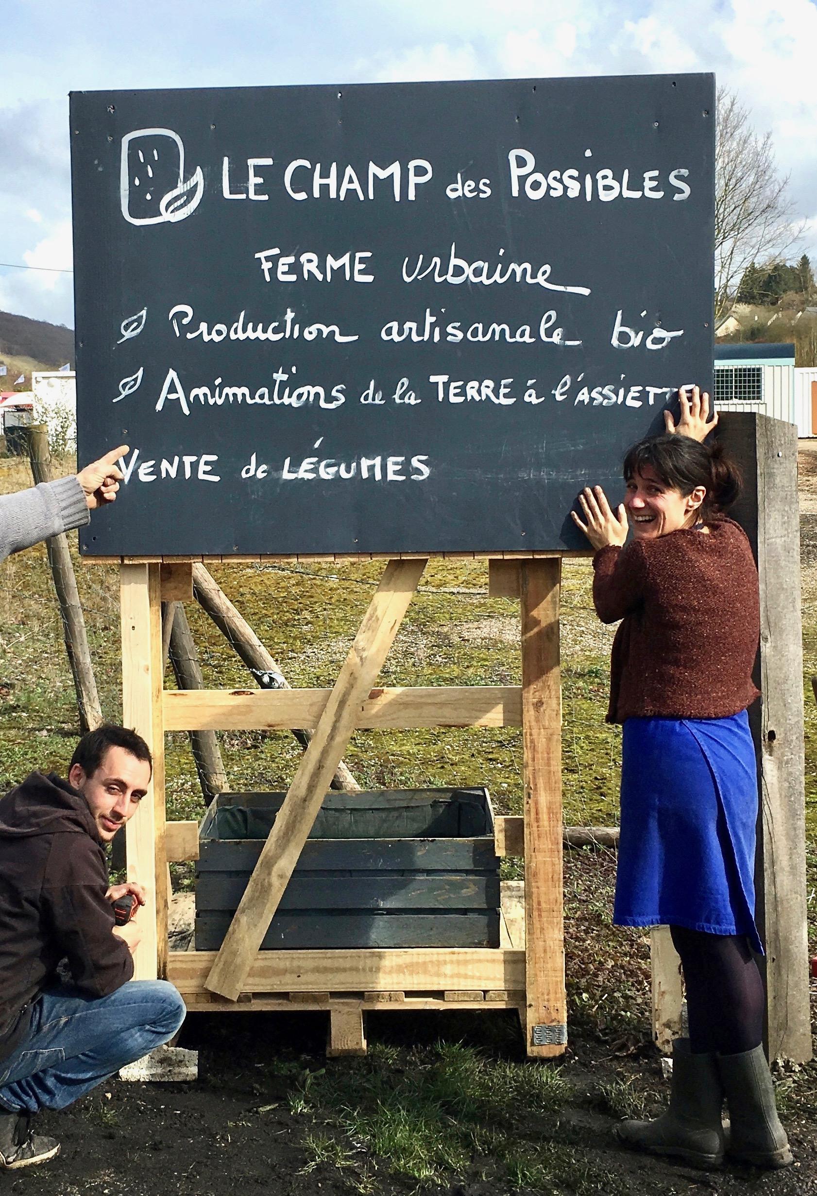 Un atelier cuisine diét-éthique avec les chefs de Slow-Food-Terre Normande