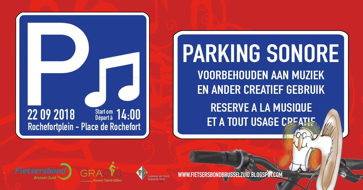 Parking sonore