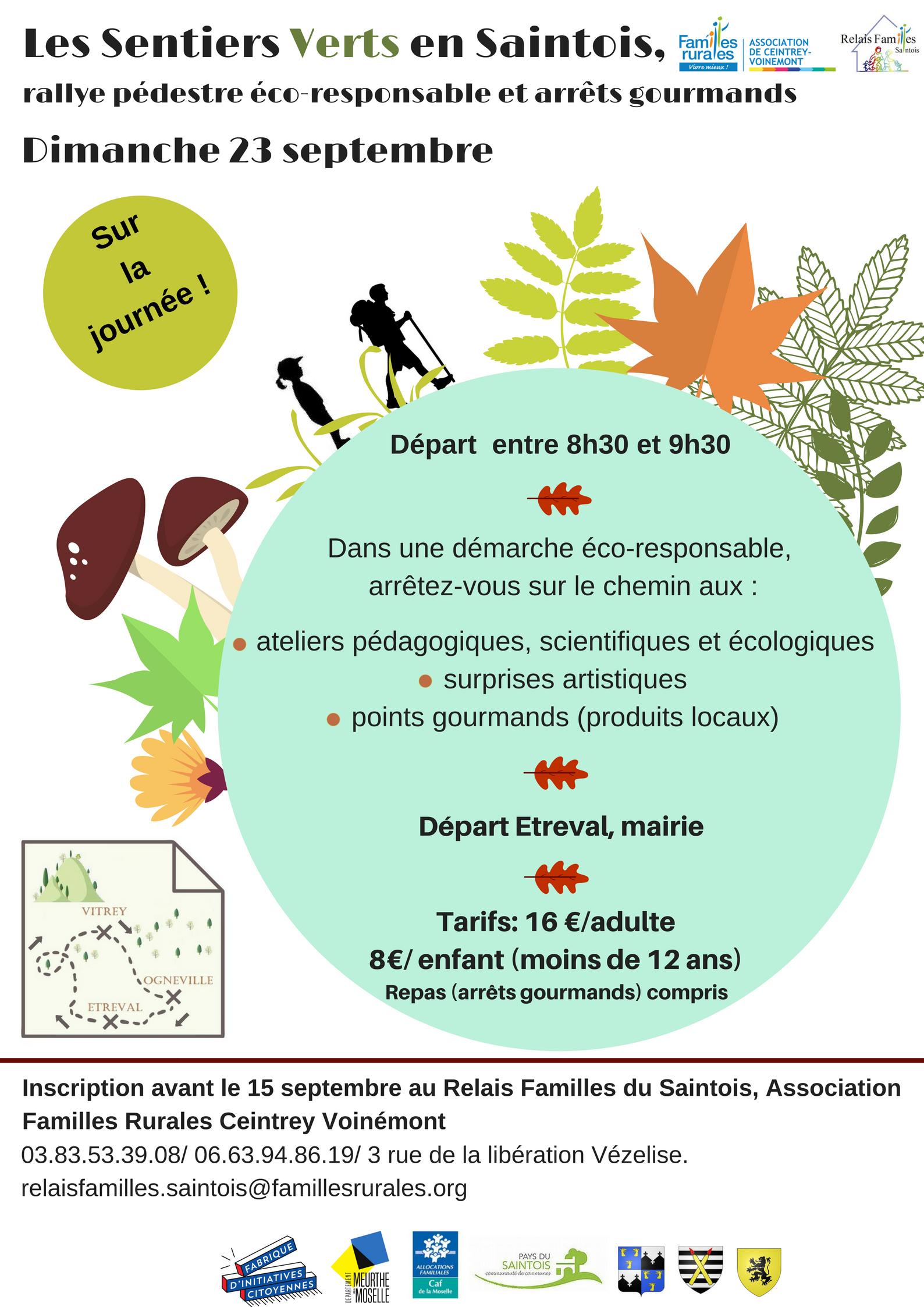 Sentiers Verts du Saintois