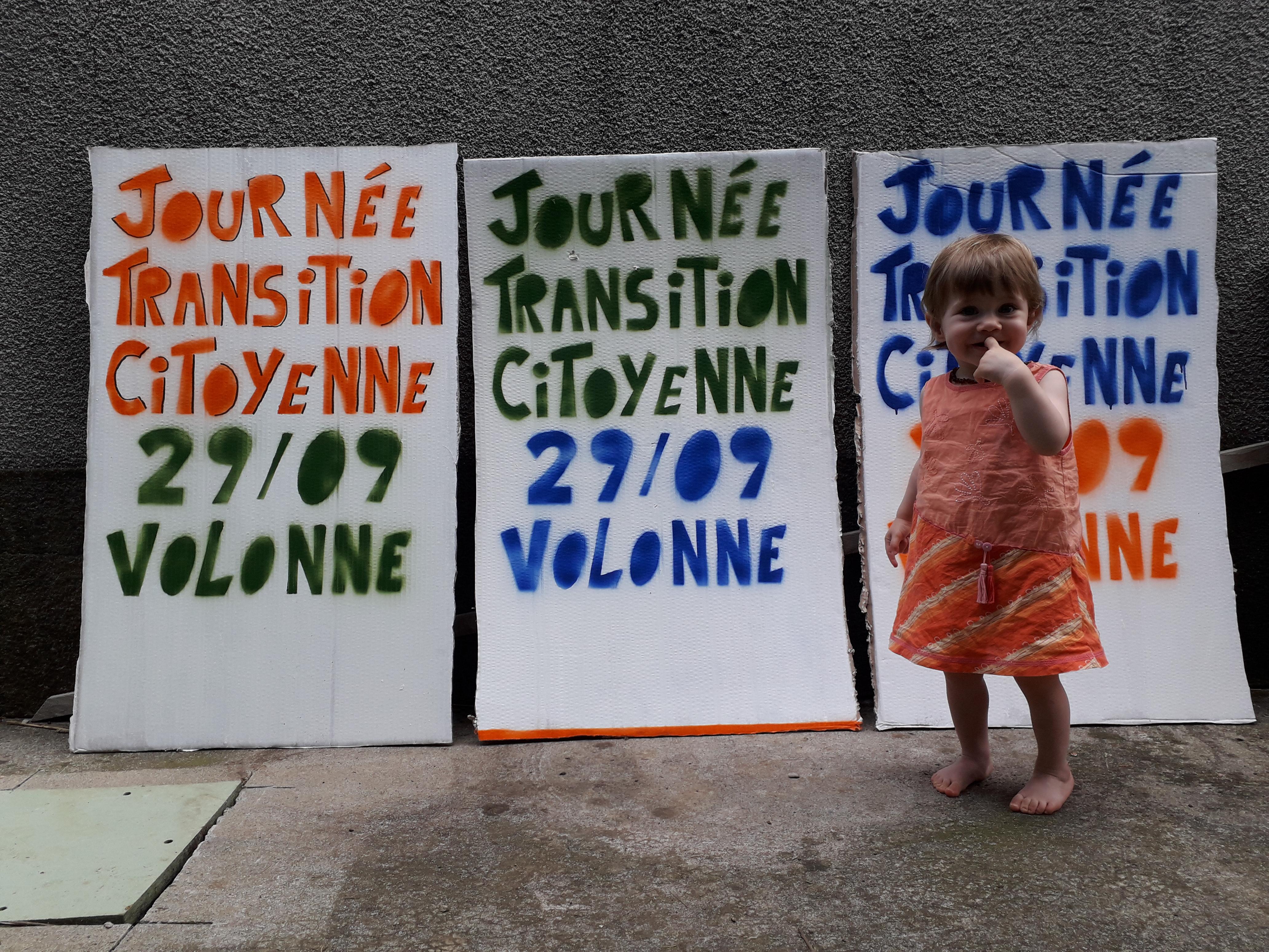 Journée de la transition écologique et citoyenne