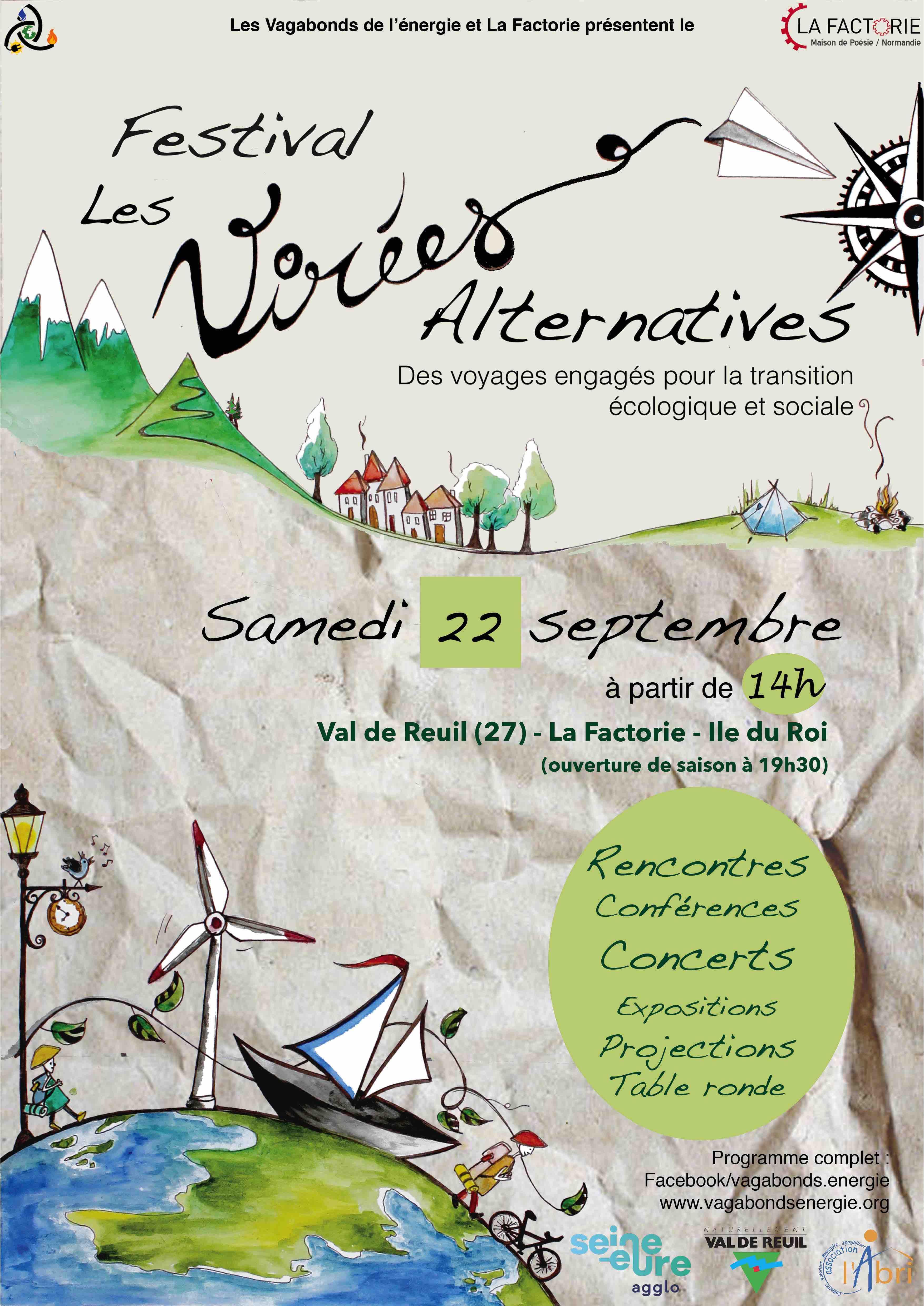 Le Festival des Virées Alternatives