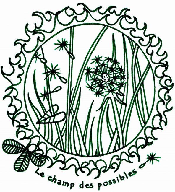 Logo Association Le champ des possibles