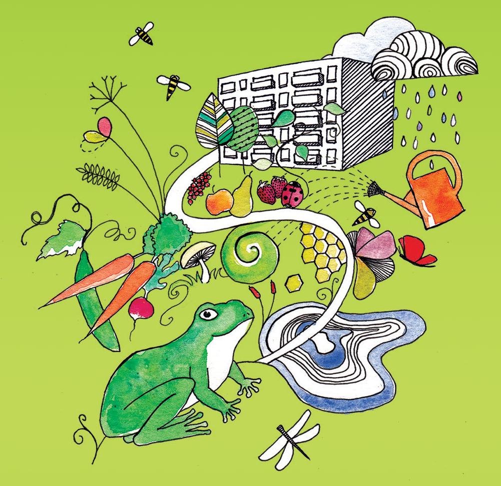 Fête des Jardins Participatifs et du Quartier Nouvelle