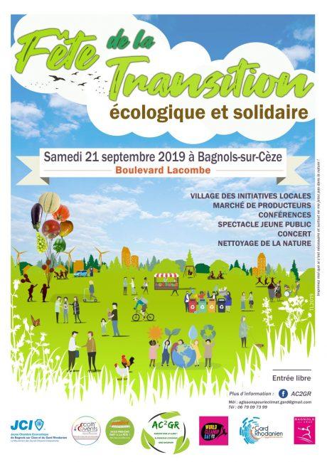 Fête de la transition écologique et solidaire
