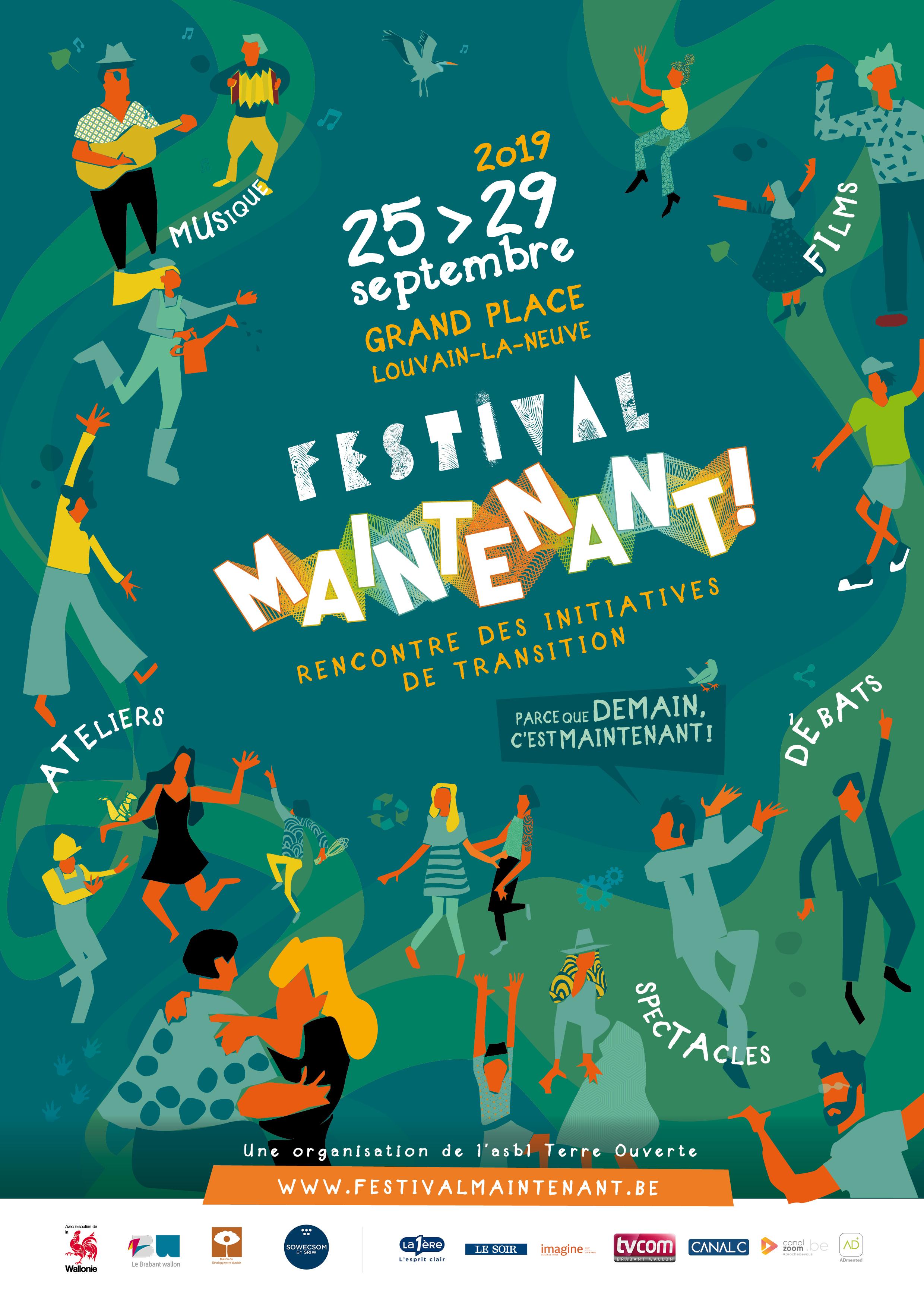 Festival Maintenant!