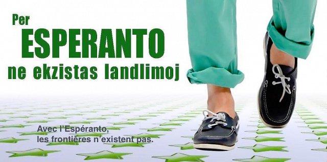 L'espéranto, langue libre pour le monde, c'est possible