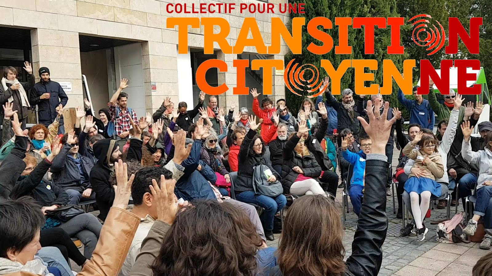#2ème rencontre TRANSITION CITOYENNE Dordogne-Périgord