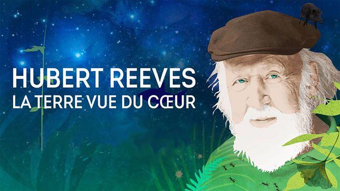 Ciné-Débat «Hubert Reeves, la Terre vue du Coeur»