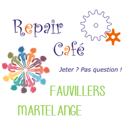 ATELIERS DU REPAIR CAFÉ DE MARTELANGE-FAUVILLERS