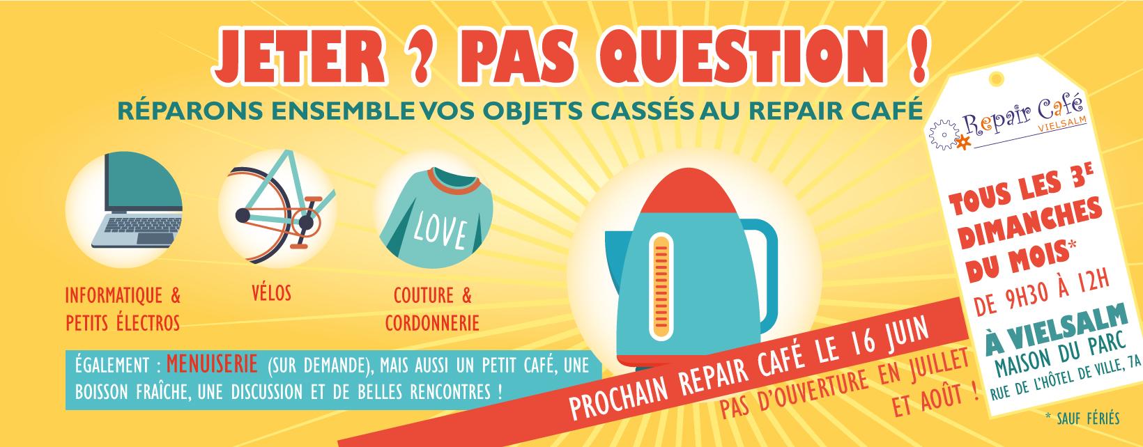 ATELIERS DU REPAIR CAFÉ DE VIELSAM