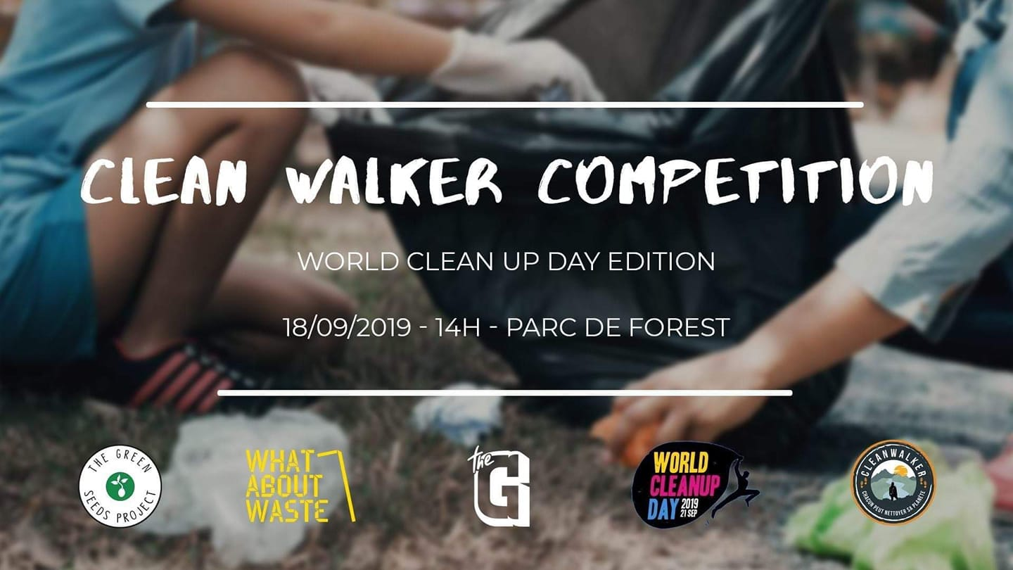 Clean Walker Competition