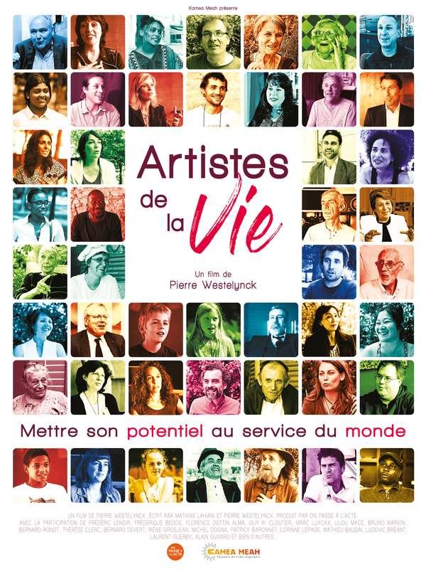 Ciné-action «Artistes de la vie»