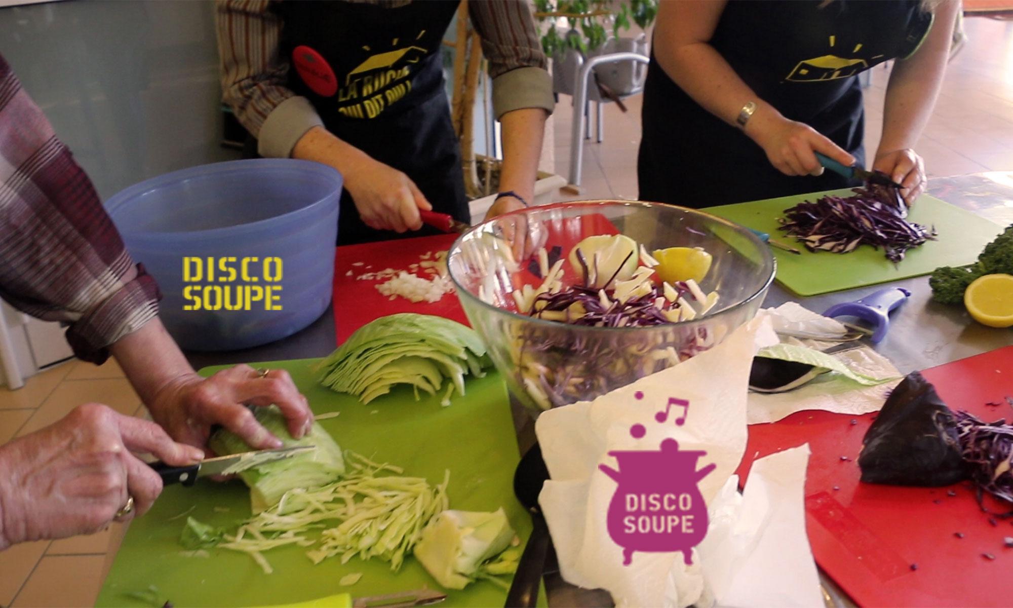 Disco Salade – La Ruche qui dit Oui!