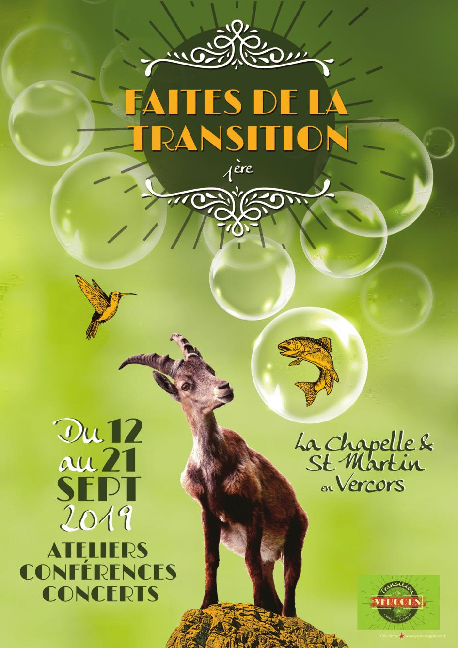 FAITES DE LA TRANSITION