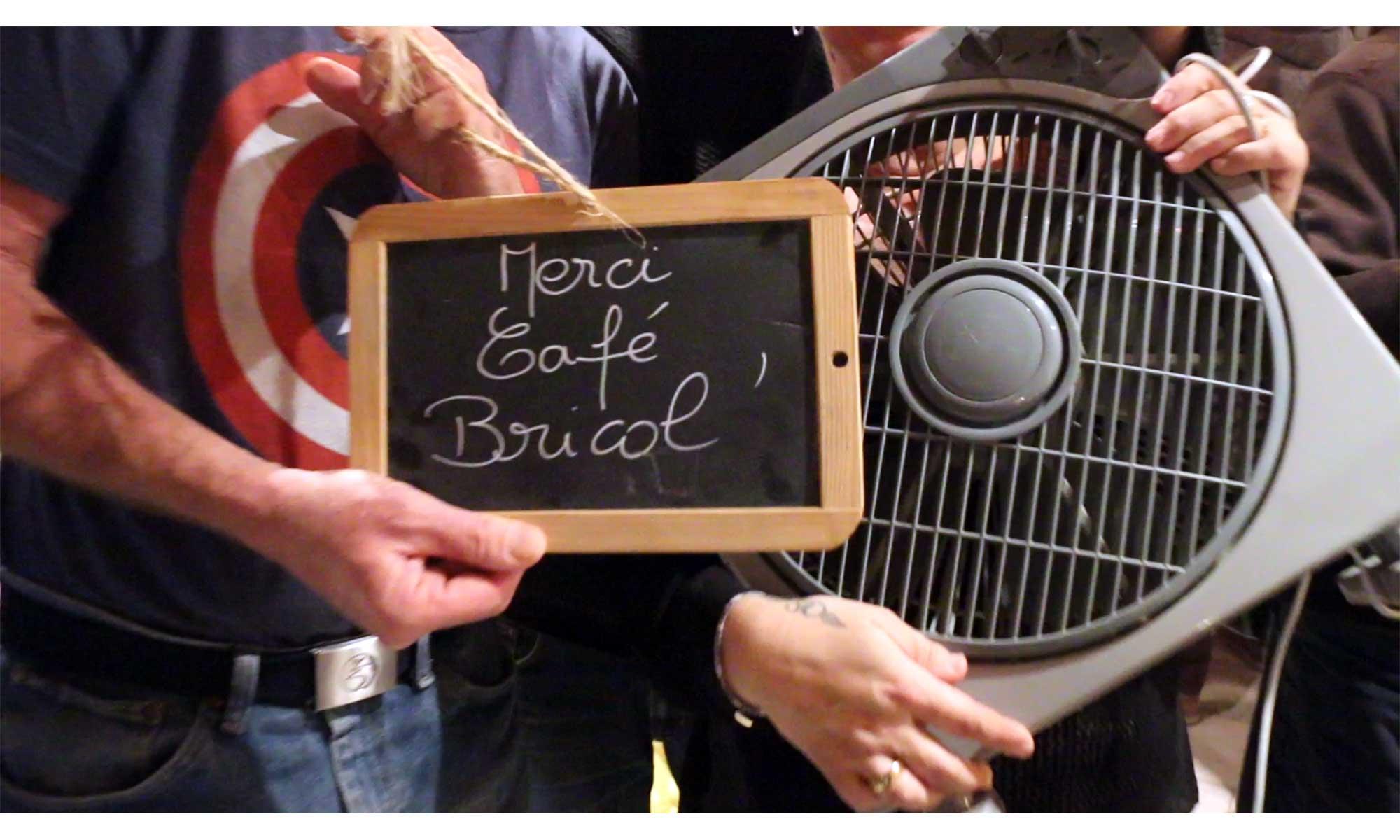 Café Bricol' & Zone de Gratuité