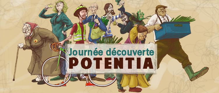 Atelier Potentia · La puissance de l'agir collectif !