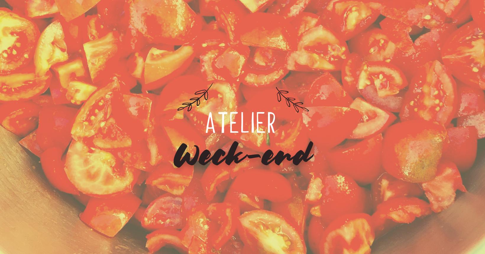 Atelier Week-end