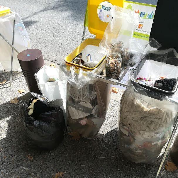 Cleanup day à Villelaure