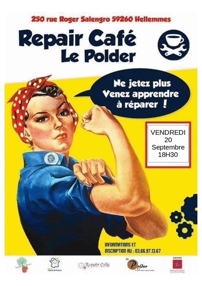 Repair Café du Polder