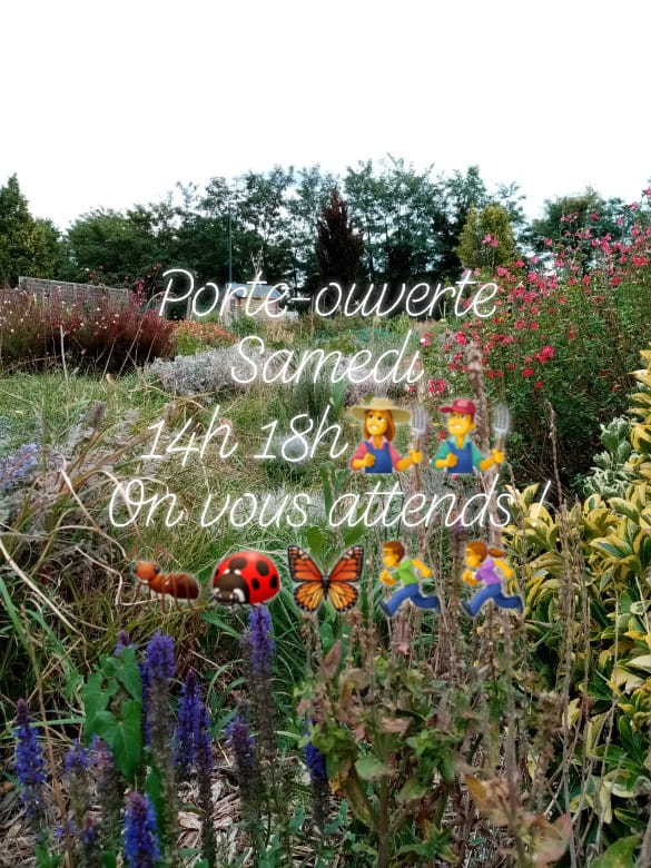 Générations jardin partage de Saint Gratien