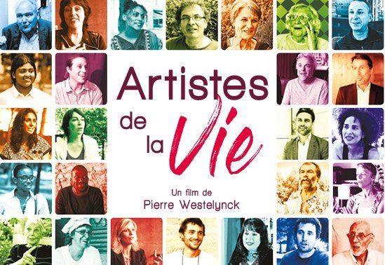 Ciné débat Artistes de la vie à Aubagne