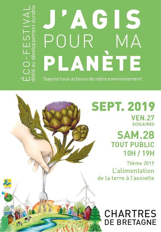 Festival «J'Agis pour ma Planète»