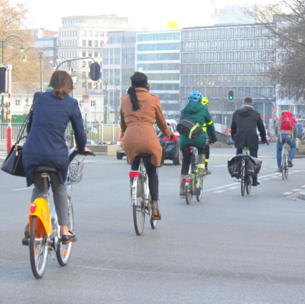 Clap au vélo – Schaerbeek