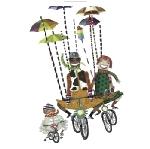 Cyclo parade