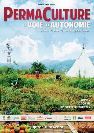 FILM DÉBAT PERMACULTURE : LA VOIE DE L'AUTONOMIE