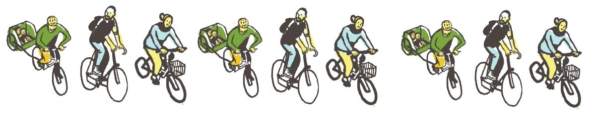 Envie de plus pour le vélo à 1000 bxl?