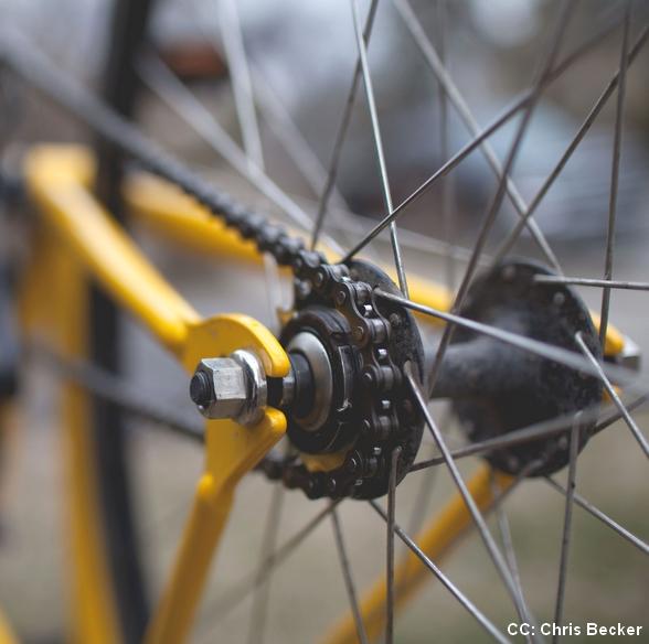Les vélos fous du GRACQ