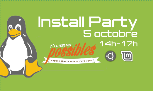 Install Party Linux
