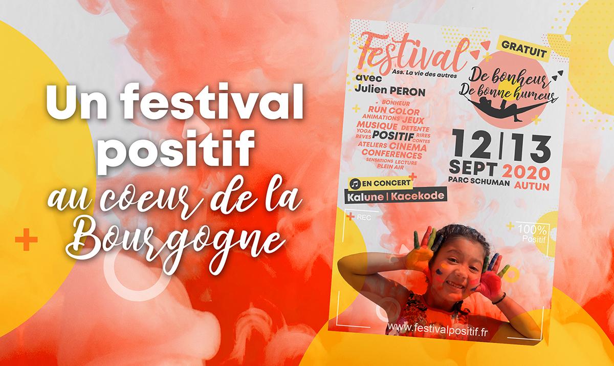 Festival positif De bonheur De bonne humeur
