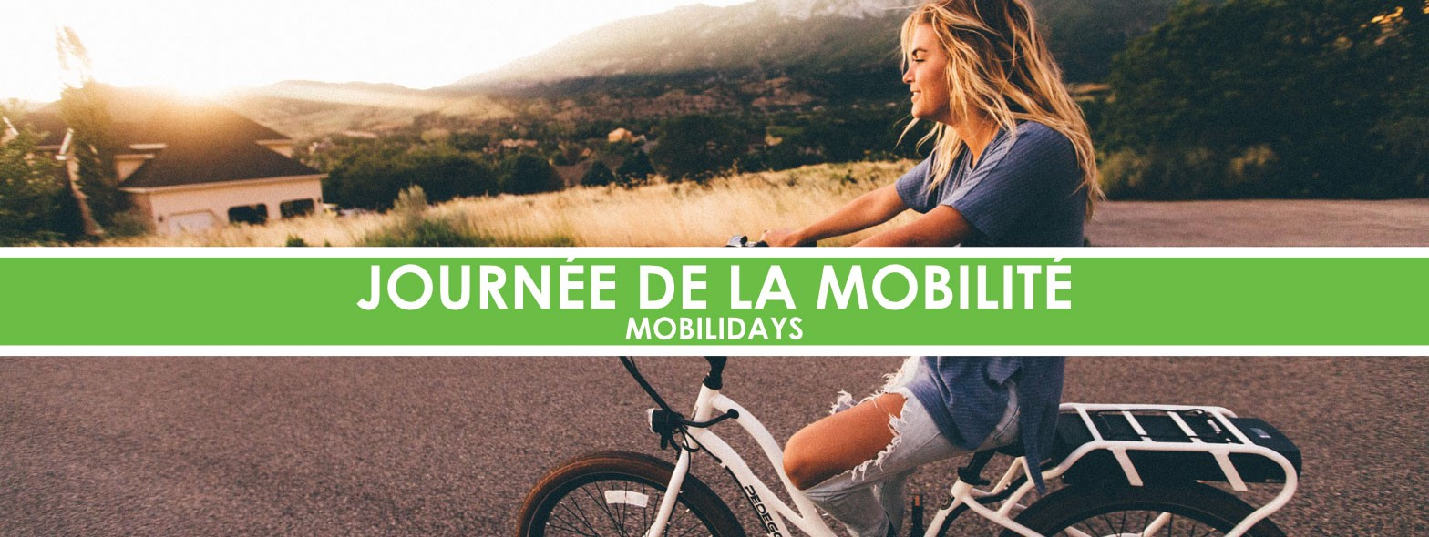 Journée de la Mobilité à Pont-à-Celles
