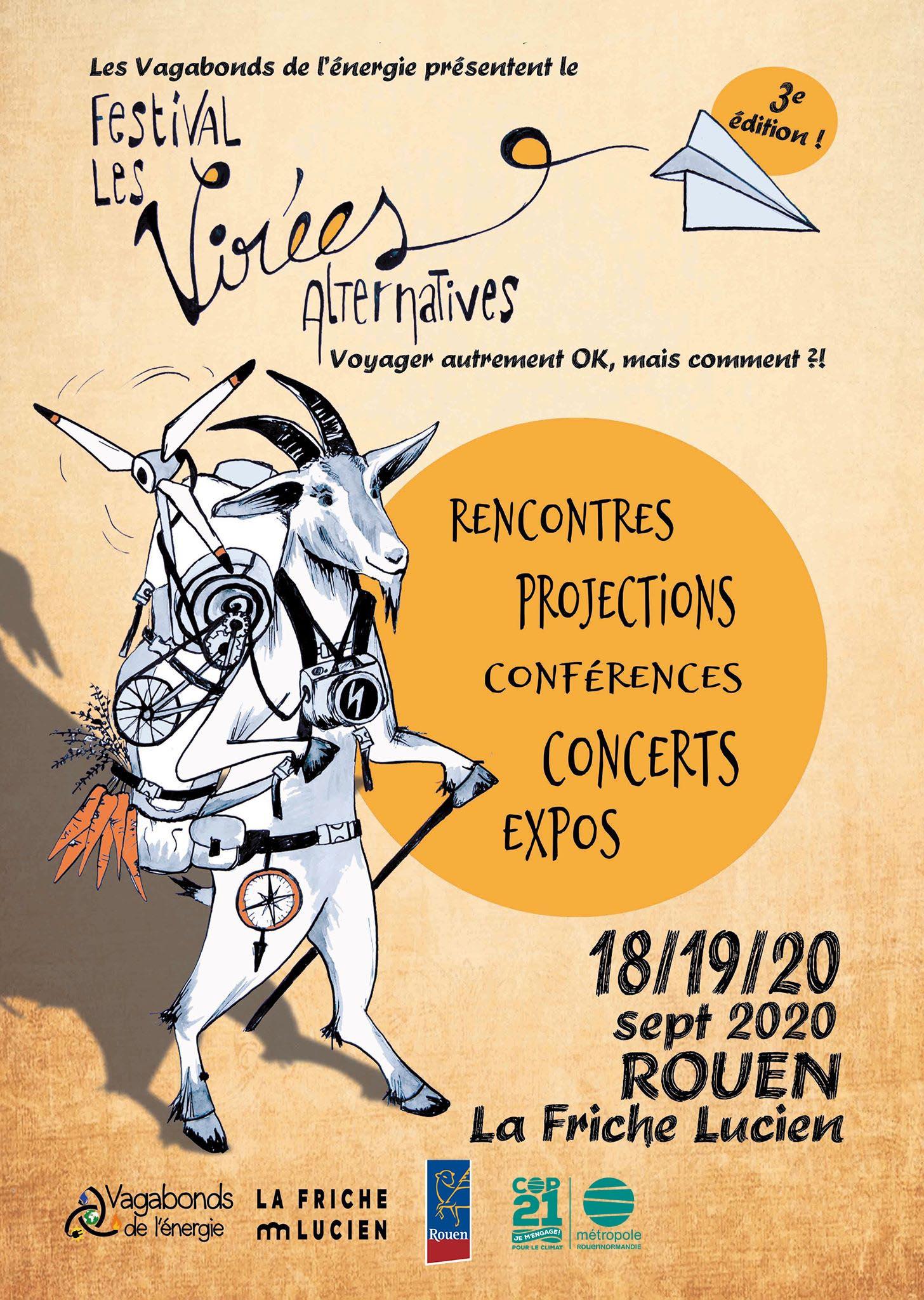 Festival Les Virées alternatives