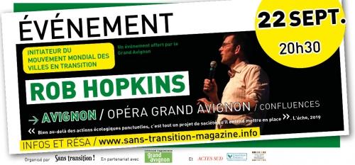 Rob Hopkins à Avignon