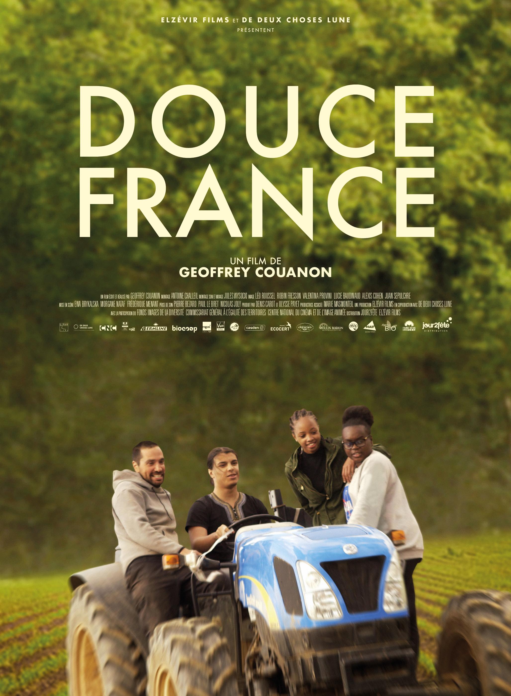 Ciné Débat: Douce France à l'Arvor dans le cadre de la Fête des Possibles