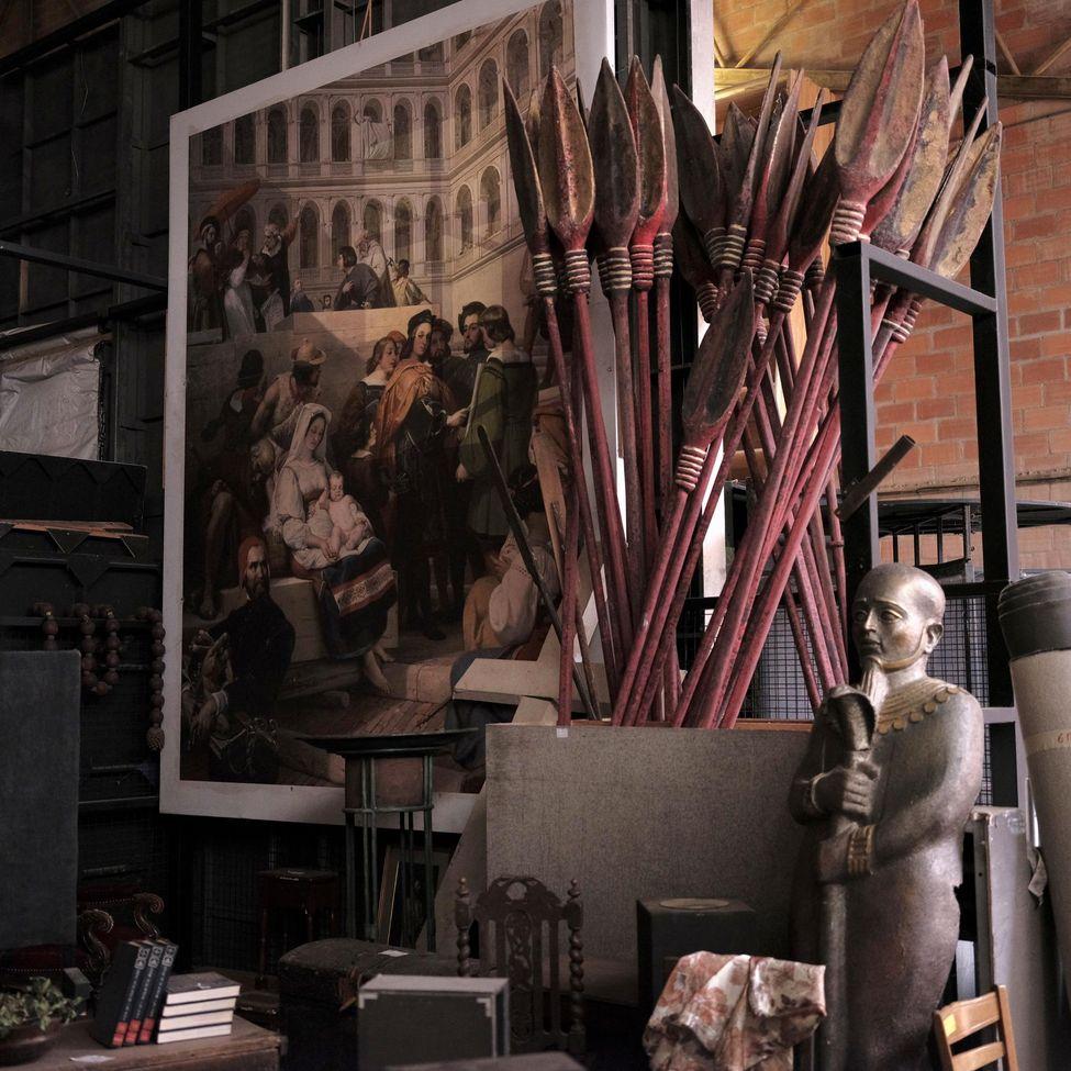 Atelier réemploi et surcyclage à ArtStock