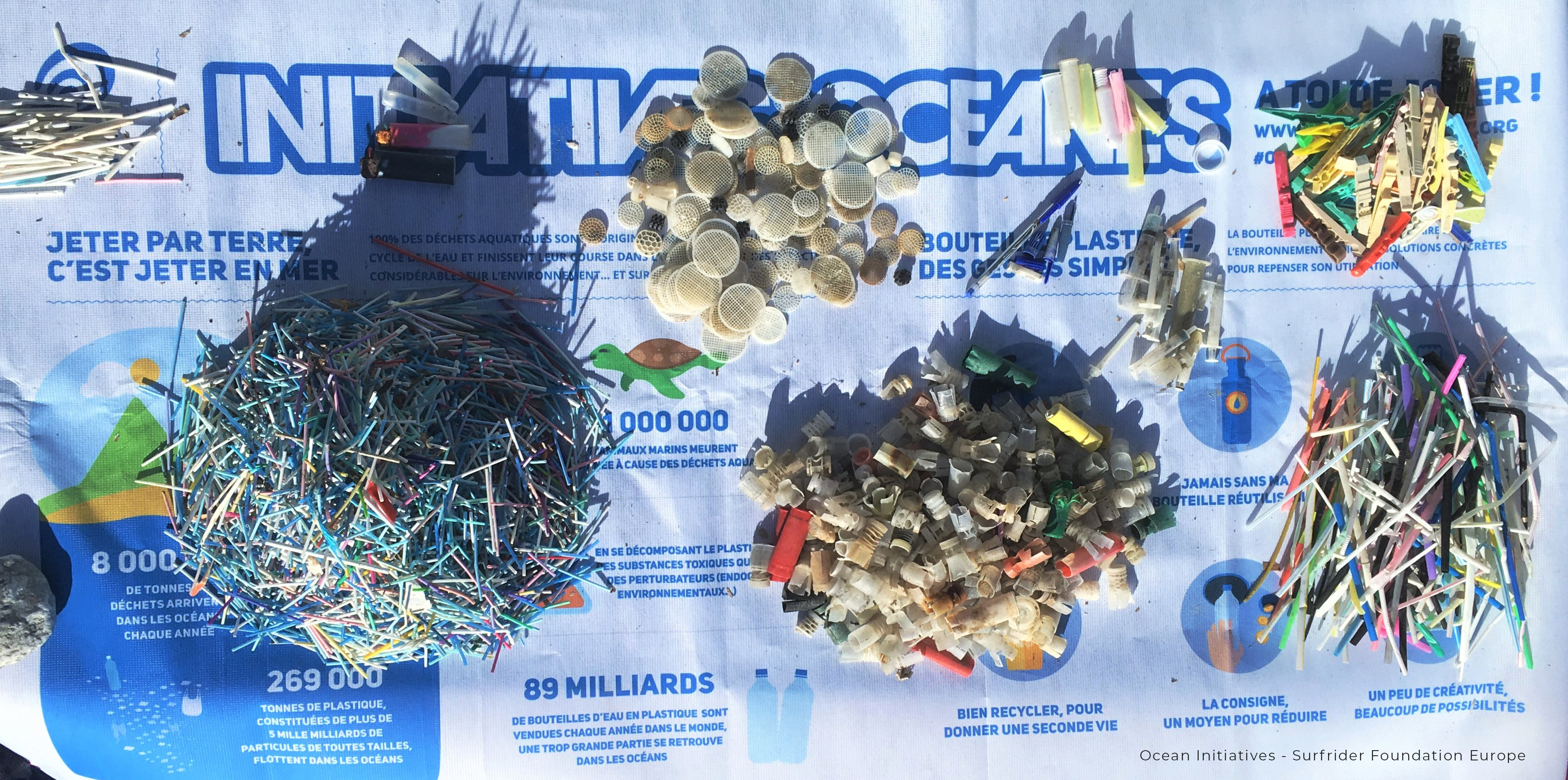 Initiative Océane – ramassage de déchets