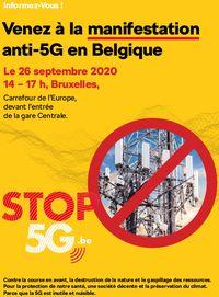 Rassemblement d'information au sujet de la 5G