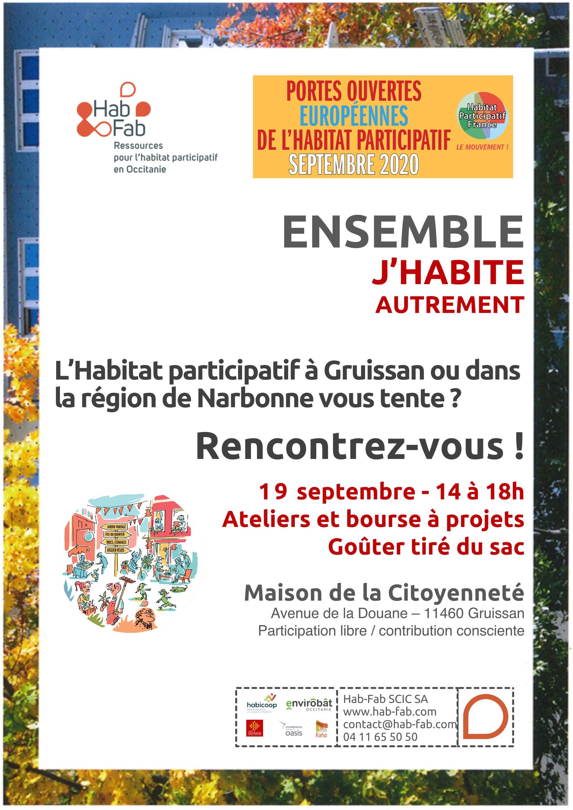 Atelier de lancement de projets à Gruissan et la région de Narbonne