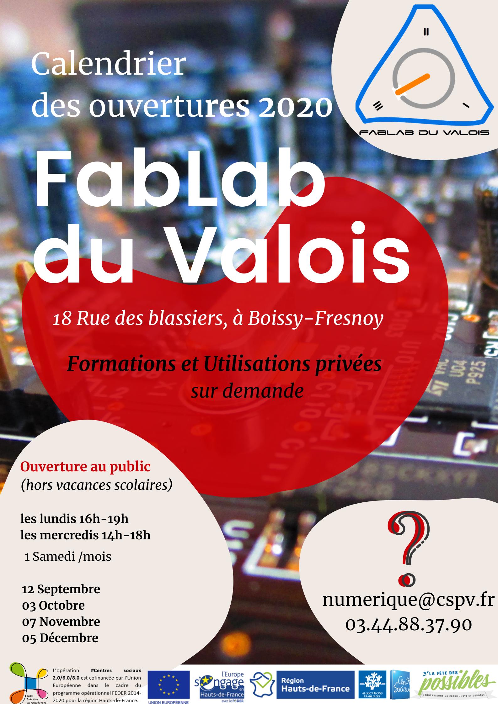 Fablab du Valois