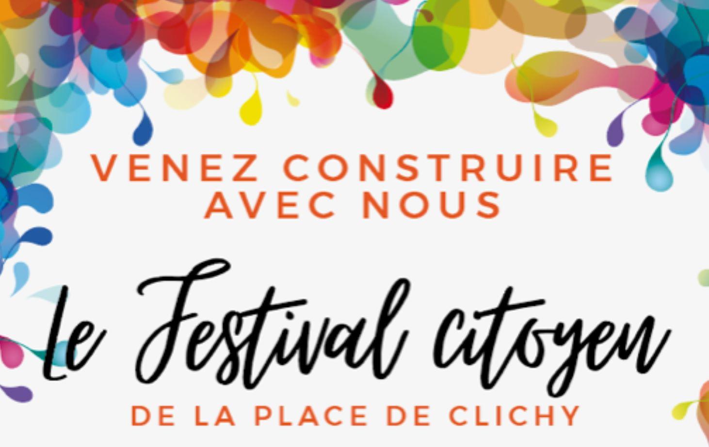 Festival Citoyen de la Place de Clichy