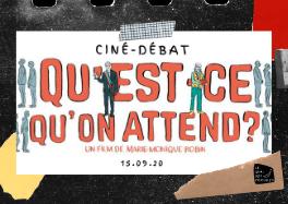 Ciné-débat « Qu'est-ce qu'on attend ? » – une ville en transition