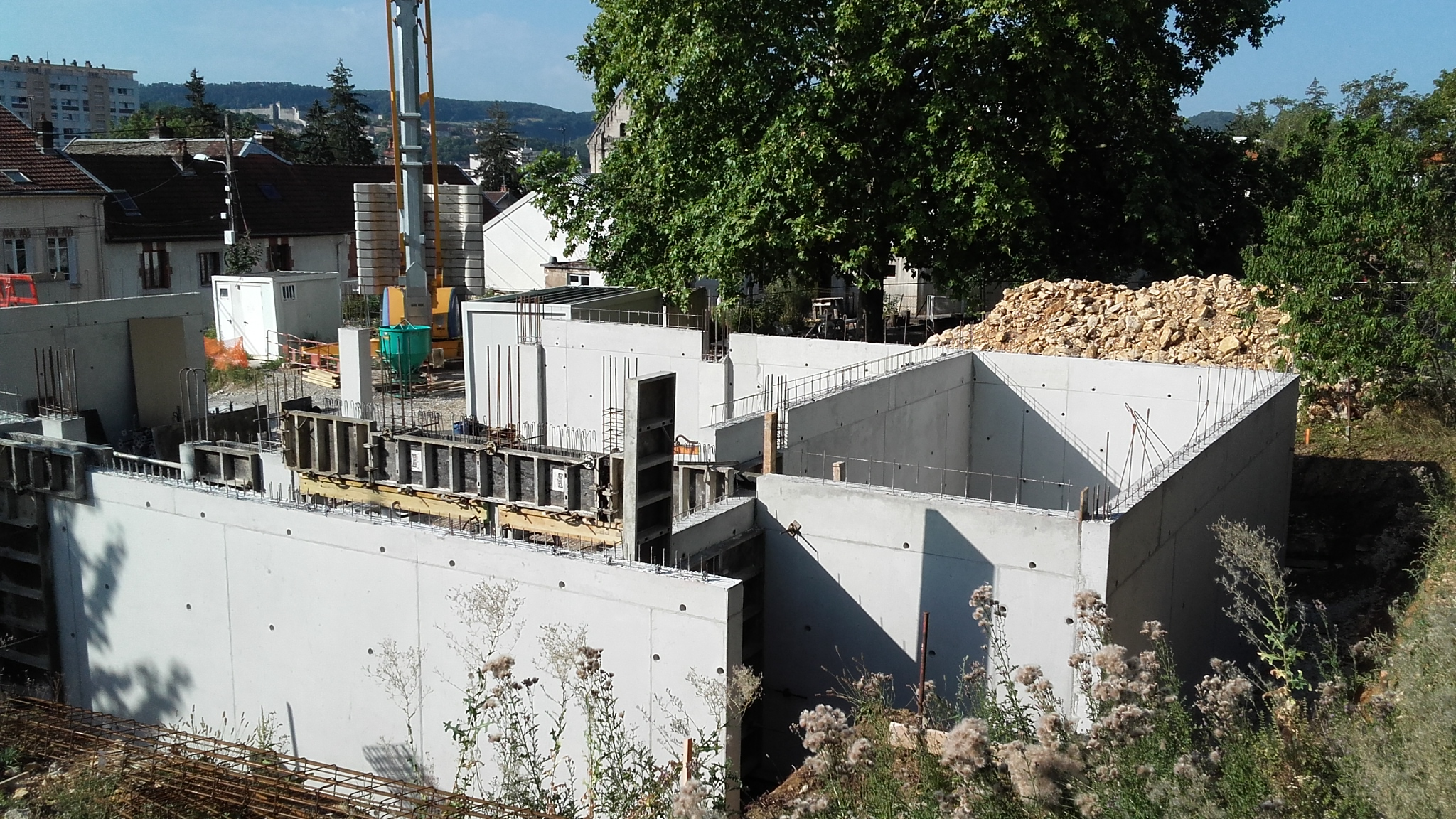 Habitat participatif de la Pernotte
