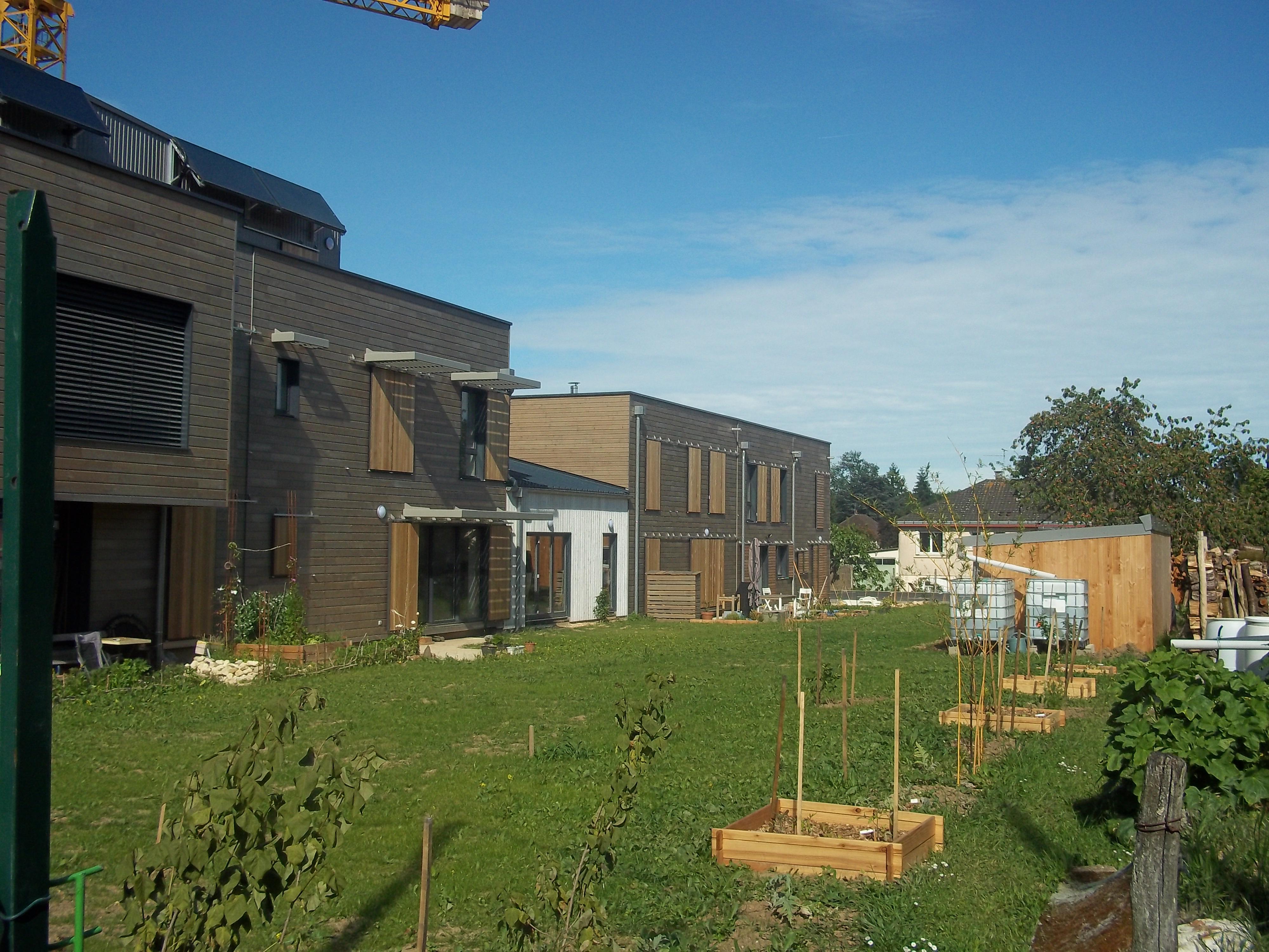 Habitat Participatif  Eco'n'home